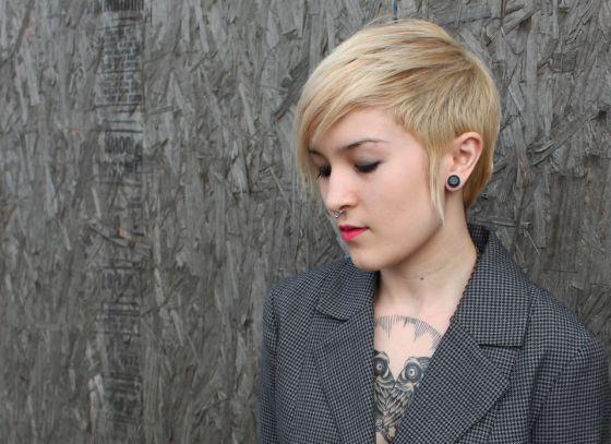 La DJ y productora de música electrónica, Maya Jane Coles.