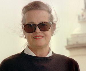 La poeta María Victoria Atencia.