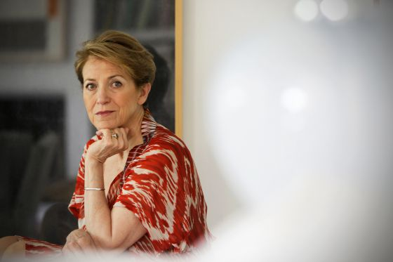 La conservadora Carmen Giménez