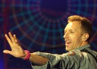 Coldplay, radiantes en Madrid