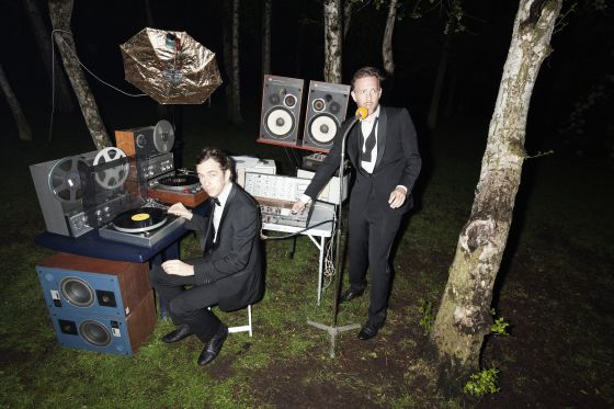 Los hermanos 2manydjs invitados en Rock in Rio Madrid.