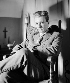 Thomas Bernhard (1931-1988), en una fotografía de los años cincuenta.
