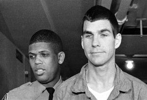 Charles 'Tex' Watson, mano derecha de Charles Manson.