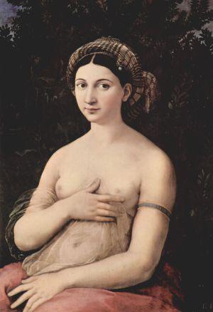 Fornarina, la célebre amante de Rafael