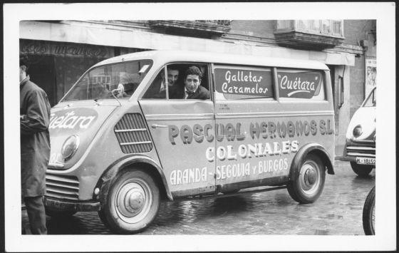 Anuncio de la empresa Pascual