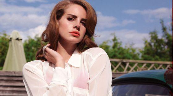 Lana del Rey actúa en el Sónar que empieza el jueves en Barcelona.