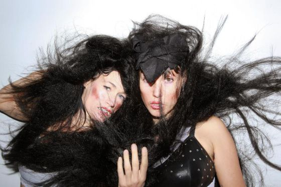 Cocorosie actúan en Bilbao en el Women' s Nights.