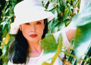La escritora Geling Yan.