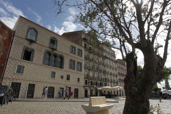 Sede la Fundación José Saramago.