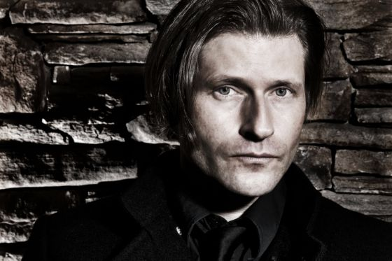 El actor, director y escritor Crispin Glover.