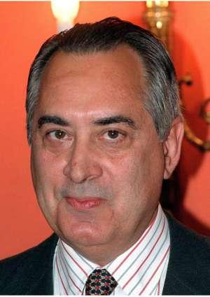 José Terceiro Lomba uno de los candidatos al sillón 'f' de la Real Academia Española.