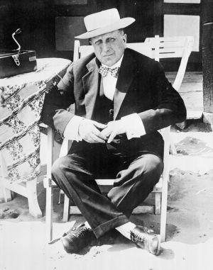 El millonario americano W. R. Hearst. /BETTMANN/CORBIS