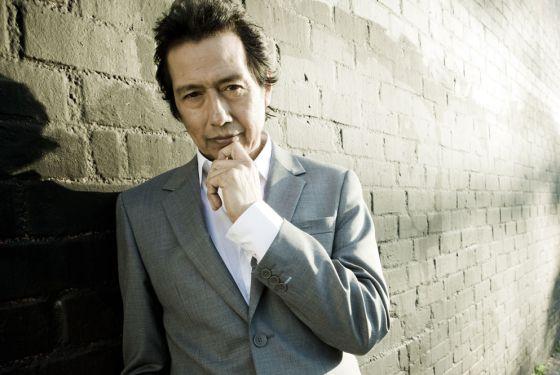 El músico estadounidense de origen mexicano Alejandro Escovedo.