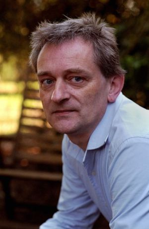 El escritor belga Erwin Mortier.