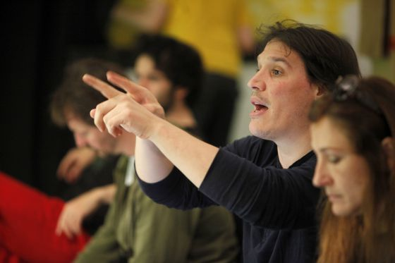 Sergio Peris-Mencheta dirige 'La tempestad', de Shakespeare.