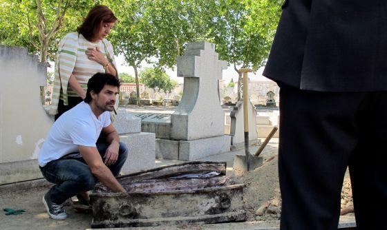 El actor Rodolfo Sancho, en un momento de 'Historias robadas'