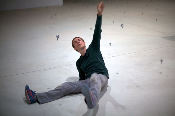 Venecia propone un baile reflexivo