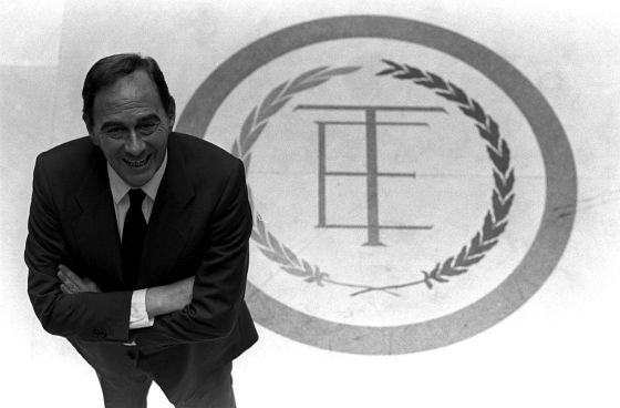 Gustavo Pérez Puig, en una imagen de 1996.