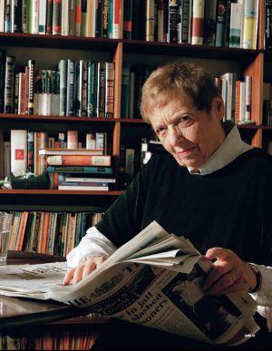 Gitta Sereny, en 2005.