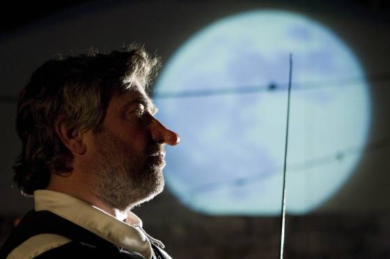 Pere Arquillué es Cyrano de Bergerac en el montaje dirigido por Oriol Broggi de la obra de Edmond Rostand.