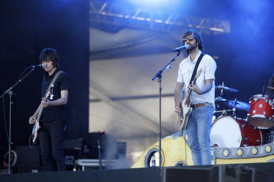El Pescao, primero en actuar en Rock in Rio.