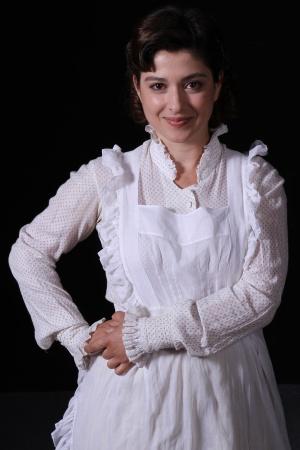 Candela, uno de los nuevos personajes de 'El secreto de Puente Viejo', interpretada por Aída de la Cruz.
