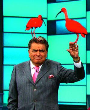Mario Kreutzberger fue el segundo latino que consiguió una estrella en el paseo de la fama