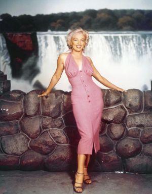 Marilyn en el rodaje de 'Misfits'