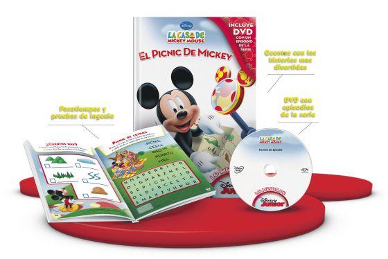 Disney entretiene... y enseña