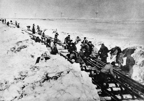 Resultado de imagen de los gulag
