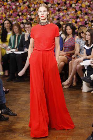 Pieza de raf Simons para Dior
