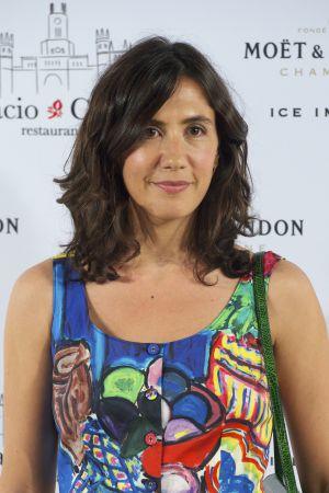 La diseñadora Carmen March.