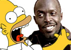'Los Simpson' apean a 'The wire' de la gran final