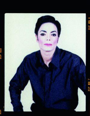 Fotografía inédita del fallecido cantante Michael Jackson tomada por Arno Bani.