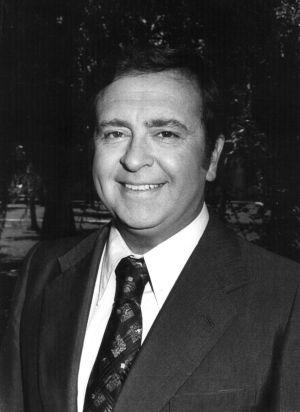 El periodista y presentador de televisión José Luis Uribarri en una foto de archivo de TVE.