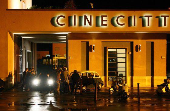 Los estudios Cinecittà