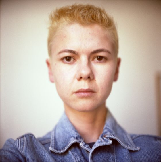 Blonde Cris.