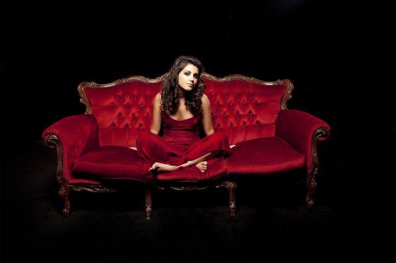 La cantante británica Katie Melua.