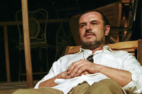El actor Tomás Gayo en una imagen de archivo