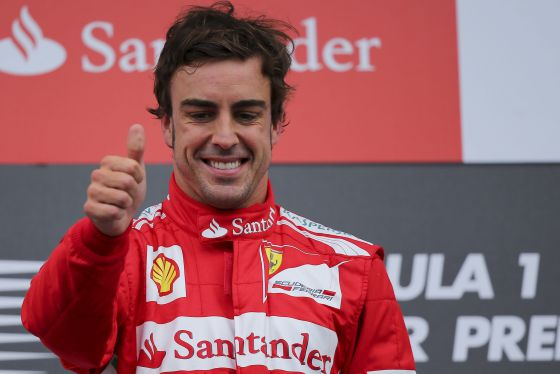 Fernando Alonso viaja a Hungría como líder del Mundial de fórmula 1
