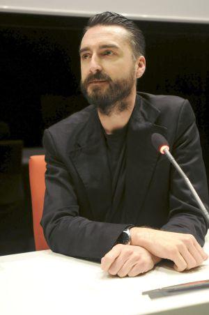 El director del Museo de Arte Contemporáneo de Castilla y León (MUSAC), Agustín Pérez Rubio.