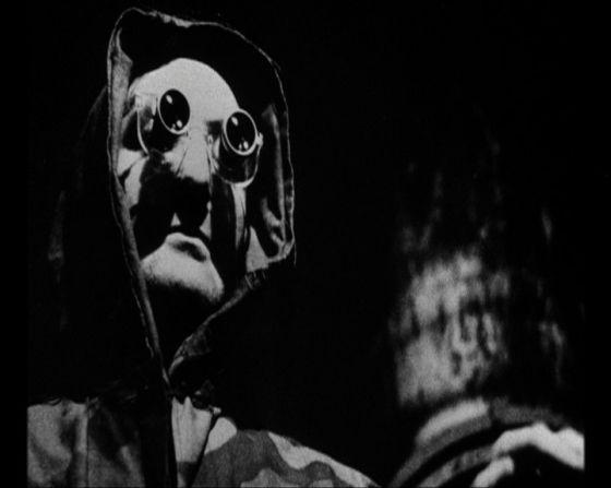 Fotograma de 'La Jetée' (1962) del director Chris Marker.