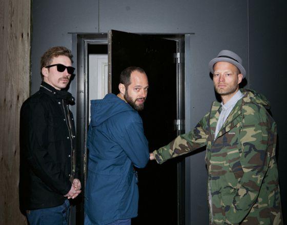 El trío danés Whomadewho actúa en septiembre en el Santa Teresa South Pop Festival de Isla Cristina, Huelva.