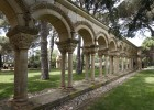 Una recreación del siglo XX con algunas piezas románicas