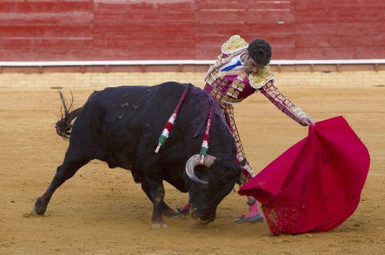 El torero José Tomás.