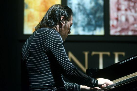 El pianista sevillano Dorantes.