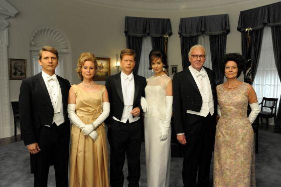 Una imagen promocional de 'Los Kennedy'