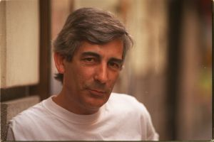 Enrique Centeno, crítico teatral.