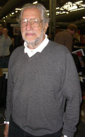 Joe Kubert en 2009