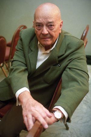 Joaquín Romero Marchent, en 2002.